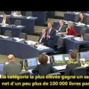 image Un parlementaire européen qui fait son job