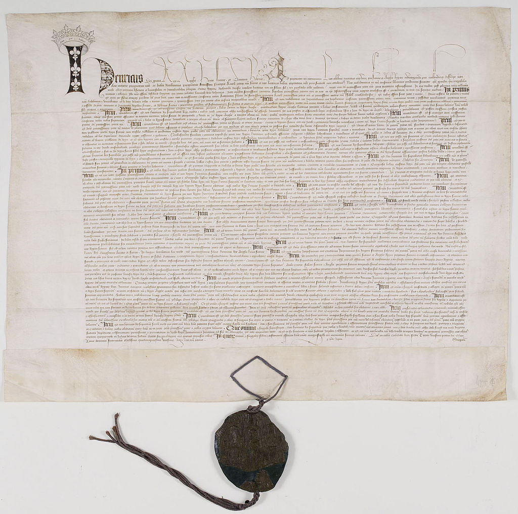 Ratification_du_Traité_de_Troyes_1_-_Archives_Nationales_-_AE-III-254