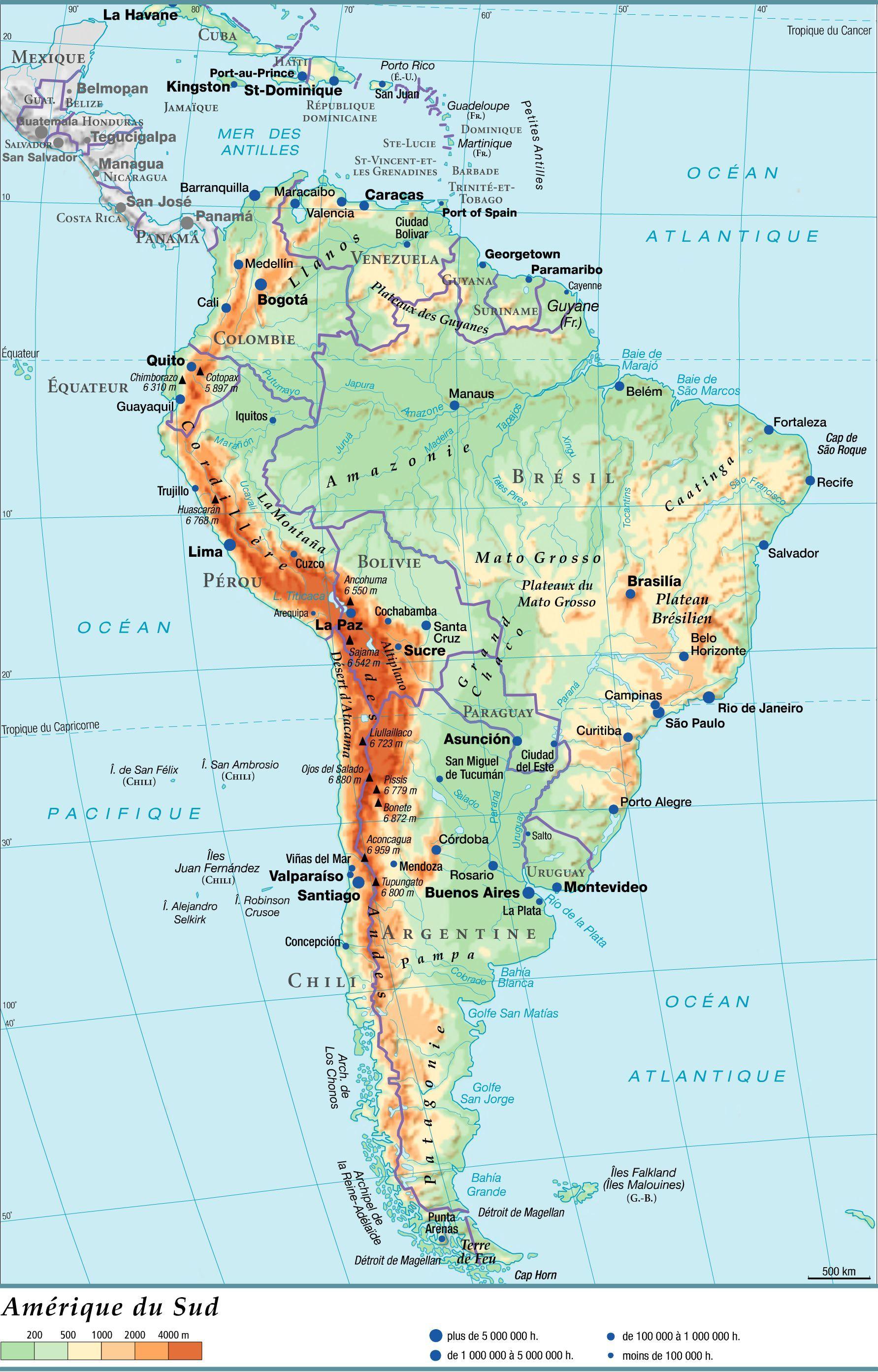 Amérique du Sud2