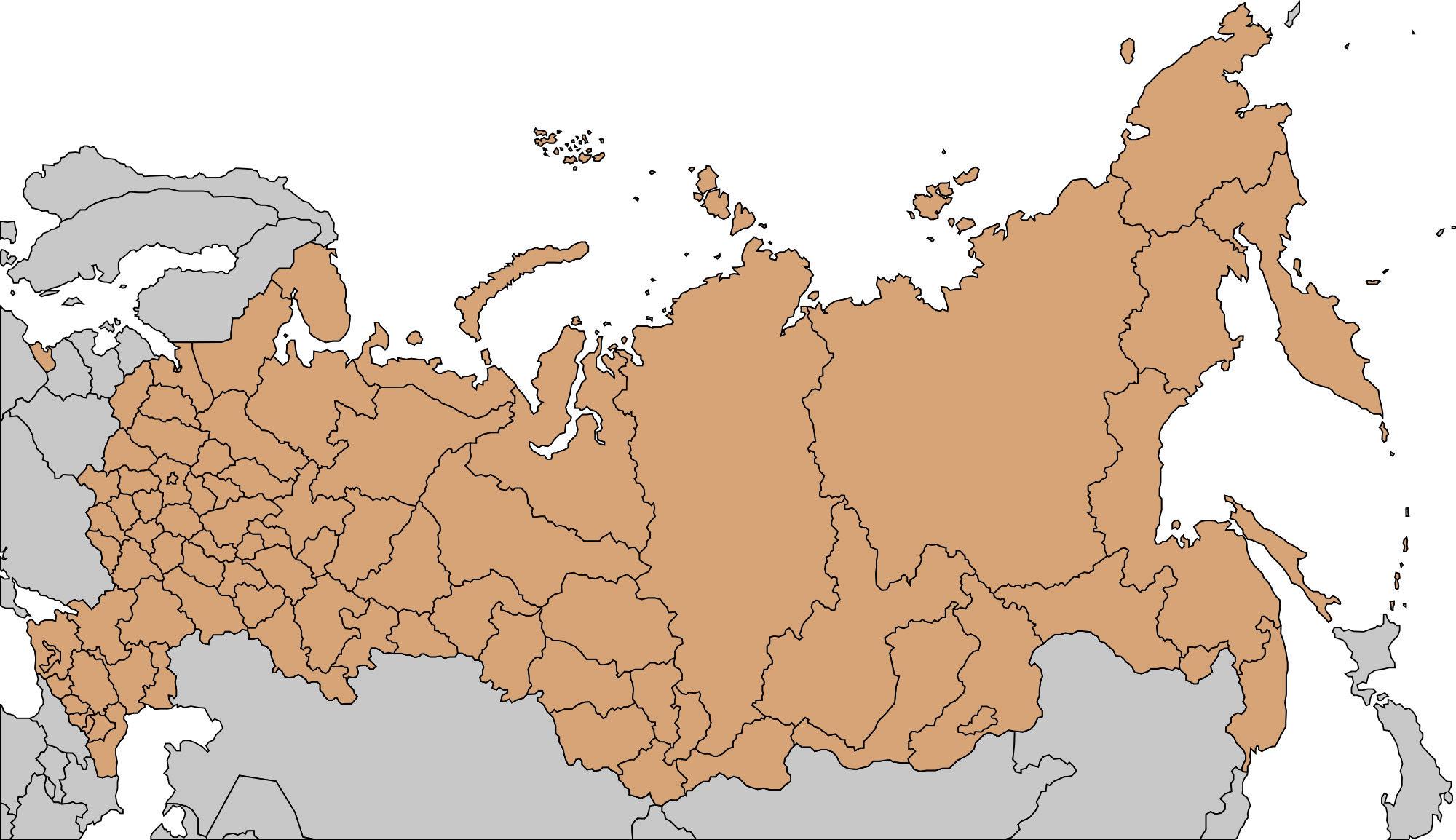 Russie matrice