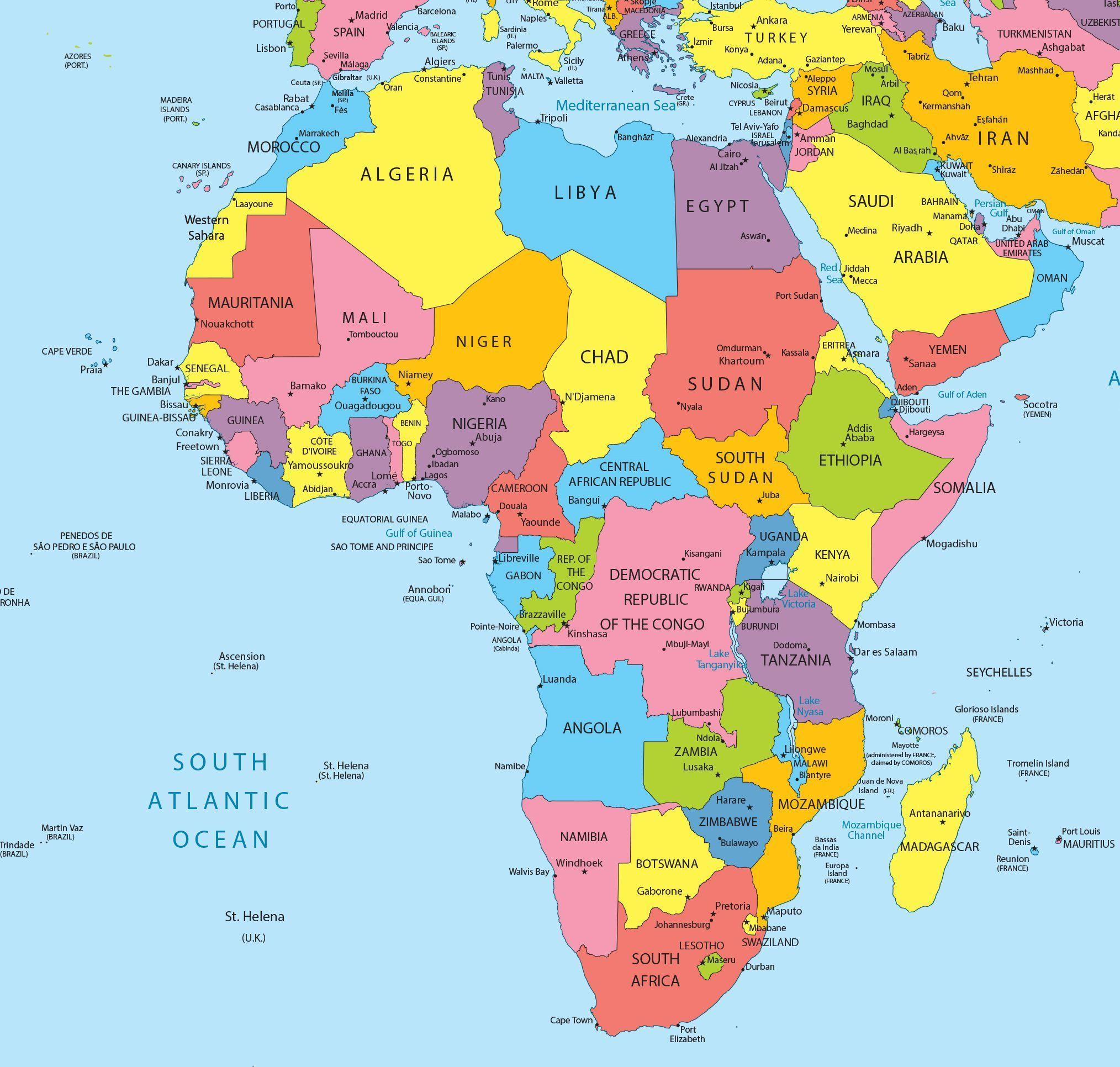 carte Afrique2